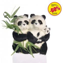 PANDA IN PELLICCIA