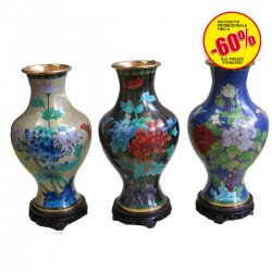 VASI CLOISONNE CO215