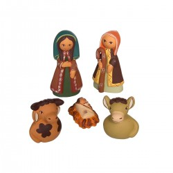 PRESEPE TERRACOTTA NAC905 SET