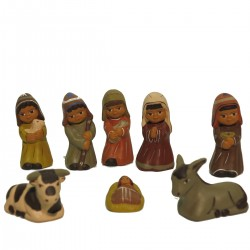 PRESEPE TERRACOTTA AE1 SET